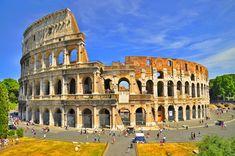 """ROMA La notizia del Colosseo chiuso ha fato il giro delle città e paesi associando la chiusura ad una """"figuraccia mondiale"""". Turisti"""