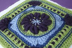 Ravelry: Bloomin' Bullions pattern by Donna Kay Lacey.