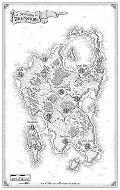 Here is a little black and white map. Just trying some new things Brenshore Map Fantasy Map Making, Fantasy World Map, Fantasy Art, Fantasy City Map, Armadura Ninja, Voyage Sketchbook, Imaginary Maps, Rpg Map, Pirate Maps