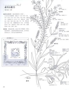 giftjap.info - Интернет-магазин | Japanese book and magazine handicrafts - Herb Embroidery on Linen Vol 2