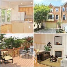 Great open house tomorrow 10/10 from 1-3!  6242 Split Creek Lane Alexandria VA 22312 Turn key property in the Overlook community w/tons of elegant touches double Trex deck hardwood floors and more!  #alexandriava #alexandriavarealestate #tomandcindyhomes #northernva #househunting #luxurytownhomes #openhouses by tomandcindyva