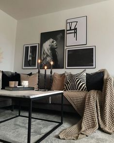 Home Decor Accessories .Home Decor Accessories Small Apartment Living, Home Living Room, Living Room Designs, Living Room Decor, Bedroom Decor, Beige Living Rooms, Black Sofa Living Room, Living Room Goals, Bedroom Signs