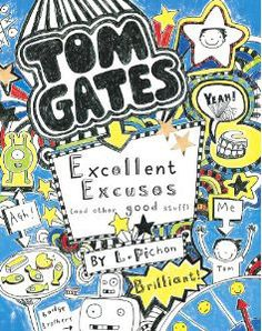 Second Book in the Tom Gates series