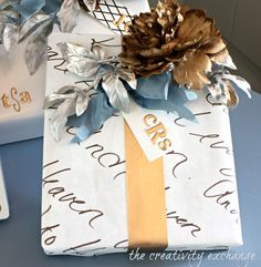 Christmas gift wrapping ideas creative writing