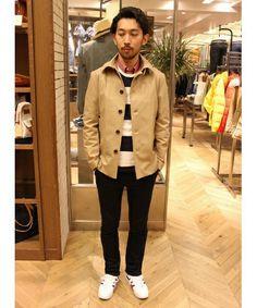 EDIFICE TOKYO 渋谷店|EDIFICE TOKYO店スタッフ1さんのパンツを使ったコーディネート - ZOZOTOWN
