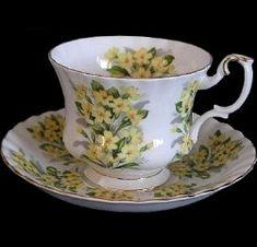 Royal Albert China Series - Springtime Series - Primrose
