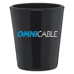 Black Shot Glass  1.5oz Swag Ideas, Shot Glasses, Wedding Favours, Travel Mug, Mugs, Detail, Tableware, Black, Dinnerware