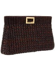 Kara Ross Womens Large Amo Clutch