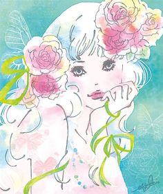 +。♪* SugarToy * by イラストレーター 蛯原あきら *♪。+ >>