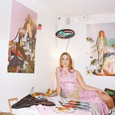 Maya Fuhr's 'Garbage Girls' are gloriously unladylike