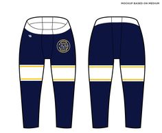 120JY-SUB Champions Wrestling Youth Tights