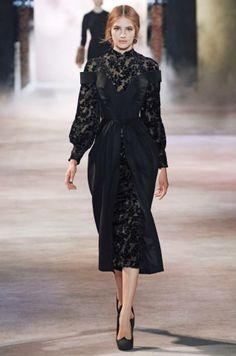Ulyana Sergeenko Couture fall-winter 2013-2014+