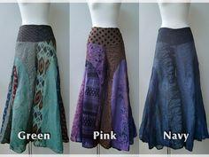hippie flare pants 【3 color】