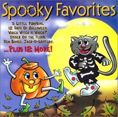spooky music for halloween | Spooky Favorites