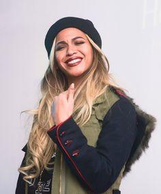 """Beyoncé was wearing PROJECT FOCE Singleseason """"Amanda"""" parka"""