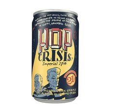 HOP CRISIS #packaging