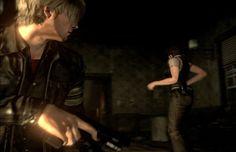 Novas imagens e detalhes de Resident Evil 6