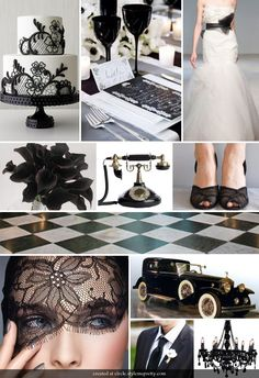 Vintage Wedding Theme | Vintage Wedding Theme 5 303x442 Vintage Wedding Theme 5