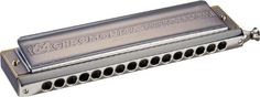 Hohner 280/64 Chromonica 64 Chromatic Harmonica by Hohner. $245.00. The Hohner Chromonica 280/64 Harmonica is the one played by Stevie Wonder and the standard by which all chromatic harps are judged. Providing sweet sounding tone and reliable performance, this harmonica can be used for R, Jazz, and even Classical music performances. Featuring special wind-saving valves and airtight, machine screw assembly, the Hohner Chromonica 64 covers a complete 4-octave range star...