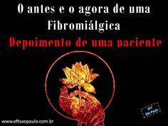 Depoimento de como uma portadora da síndrome de fibromialgia está superando suas dores com a EFT. Vale a pena conferir, é só clicar na foto!
