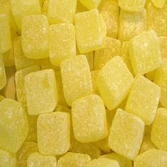 Pineapple cubes / pineapple chunks & other retro sweets at Panda Sweets, huge range of nostalgic sweets at great prices. Old Sweets, Vintage Sweets, Retro Sweets, Sweets Art, 1980s Childhood, My Childhood Memories, Sweet Memories, Penny Sweets, Old Fashioned Sweets