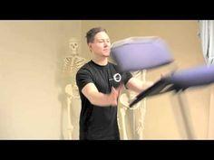 Här du övningarna som ger bra hållning och motverkar axelproblem, gamnacke och minskar risken för axelsskador vid idrottsutövande. Strength, Health Fitness, Healing, Personal Care, Workout, Youtube, Training, Beauty, Self Care