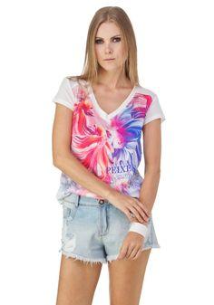 T shirt Lp signo Peixes
