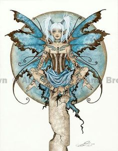 Amy Brown Beautiful Fantasy Art, Beautiful Fairies, Fairy Dust, Fairy Land, Amy Brown Fairies, Fairy Pictures, Unicorns And Mermaids, Love Fairy, Fantasy Dragon