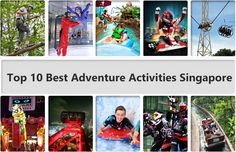 Top 10 best adventure activities in Singapore - Singapore currently known as lion city has many attractive places that attracts many visitor.  Read More:- http://goo.gl/Jp1MO4 #Singapore #SingaporeTour #SingaporeAdventure #SingaporeAttractions #YourSingapore