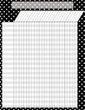 """Checkout the """"Black Polka Dots Incentive Chart"""" product"""