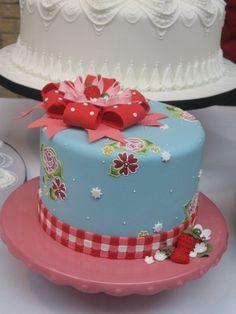 Strawberry shortcake love.