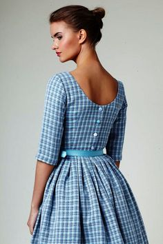Check it out... 50s Dress Style #superb
