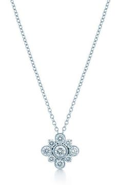 Kwiat 'Petal' Diamond Pendant Necklace available at #Nordstrom