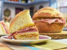 Get Mauro's Muffaletta Recipe from Food Network