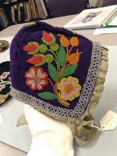 Walking Through The Life Of Beads : from the Minnesota Historical Society