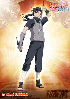 Uchiha Itachi (Naruto Shippuuden) by Davidyf on DeviantArt Naruto Uzumaki, Boruto, Itachi Anbu, Naruto Art, Anime Naruto, Sasunaru, Ninja, Wallpaper Naruto Shippuden, Character Illustration
