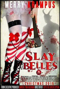 Slay Belles (2015) New Christmas Horror Movie