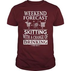 Weekend Forecast Knitting With A Chance Of Drinking, Order HERE ==> https://sunfrog.com/Weekend-Forecast-Knitting-With-A-Chance-Of-Drinking-Maroon-Guys.html?70559 #christmasgifts #xmasgifts #birthdaygifts