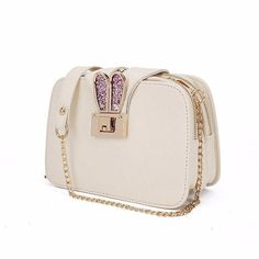Women Cute Bag Lovely Style Chain Three-layers Crossbody Bags Shoulder Bags