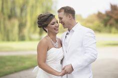 Charles City Wedding | Williamsburg Wedding Photographer | Bride and groom portraits
