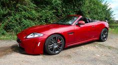 #Jaguar XKR-S Convertible