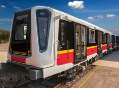 The trains for London would have the same traction package as the Inspiro trains supplied to the Warszawa metro (Photo: Siemens).