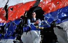 """Der Bericht über die Ergebnisse des Ermittlungsverfahrens der internationalen Ermittlungsgruppe zu dem MH-17-Abschuss stellt eine """"reine Diversion"""" dar, wie der Vizevorsitzende des Auswärtigen Ausschusses in der Staatsduma, Leonid Kalaschnikow, mitteilte."""