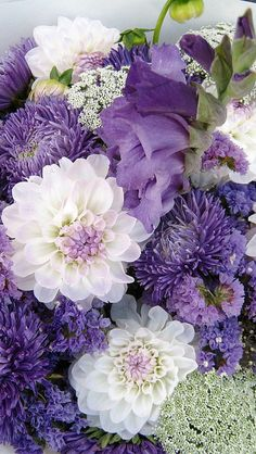 dahlias_chrysanthemums_flowers_bouquet_decoration_27803_640x1136 by vadaka1986, via Flickr