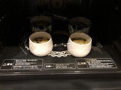 【激ウマ♡茶わん蒸し】「お吸い物の素」と「卵」と「水」をレンチンするだけで完成! | 栄養士ママそっち~の簡単美味しいサイクル献立 V60 Coffee, Coffee Maker, Kitchen Appliances, Cooking, Tableware, Japanese Food, Meals, Coffee Maker Machine, Diy Kitchen Appliances
