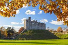 Castelo de Cardiff - País de Gales