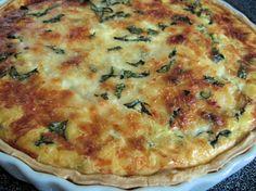 Mozzarella, Tomato And Basil Quiche Recipe - Food.com