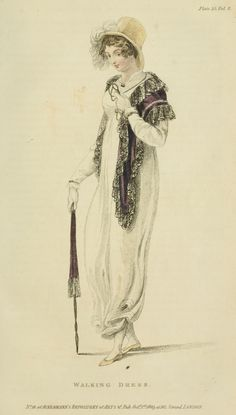 EKDuncan - My Fanciful Muse: Regency Era Fashions - Ackermann's Repository 1809