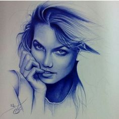 Art Drawings Sketches Simple, Realistic Drawings, Beautiful Drawings, Cool Drawings, Pencil Drawings, Biro Art, Ballpoint Pen Art, Ballpoint Pen Drawing, Hulk Art