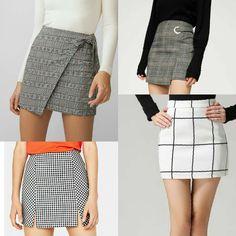 mirada detallada personalizadas disfrute del envío de cortesía 52 mejores imágenes de falda a cuadros | Falda a cuadros ...
